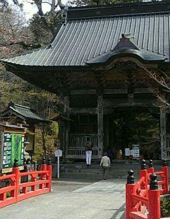 榛名神社参拝